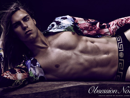 Travis Smith in Obsession #7 by Daniel Jaems