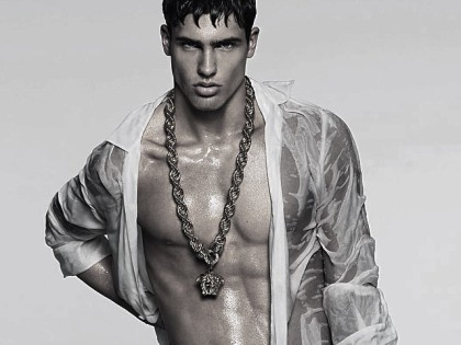 First Look: Versace Mens S/S 2015 Campaign by Mert & Marcus