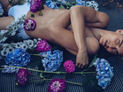 Flower power by Pantelis